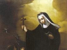 Beata Lucia Bufalari-Agostiniana-1