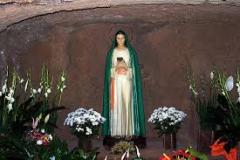 Statua della Madonna della Rivelazione