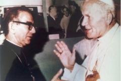 Il-Servo-di-Dio-e S. Giovanni-Paolo II