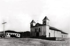 1900-LAGOA-SANTA-MG-MATRIZ-NOSSA-SENHORA-DA-SAÚDE-CIDADE-ONDE-NASCEU-O-SERVO-DE DEUS
