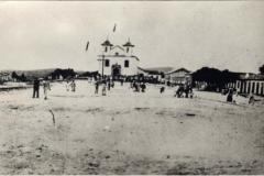 1950. DIVINÓPOLIS. MG. MATRIZ DO DIVINO ESPÍRITO SANTO.