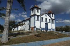2014. PEQUI. MG. PAROQUIA DE SANTO ANTÔNIO DO PEQUI. IGREJA QUE O SERVO DE DEUS TRABALHOU A PARTIR DO ANO DE 1924.