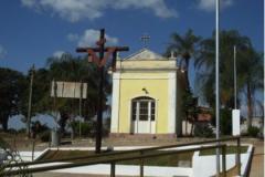 2015. PEQUI. MG. CAPELA DE SÃO JOSÉ. LUGAR ONDE O SERVO DE DEUS CELEBRAVA MISSA