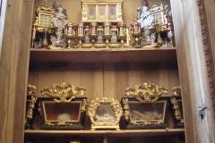 Sistemazione Reliquiari Cattedrale Amelia (TR) 2