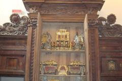 Sistemazione Reliquiari Cattedrale Amelia (TR)