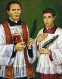Manuel Gómez González e Adilio Daronch