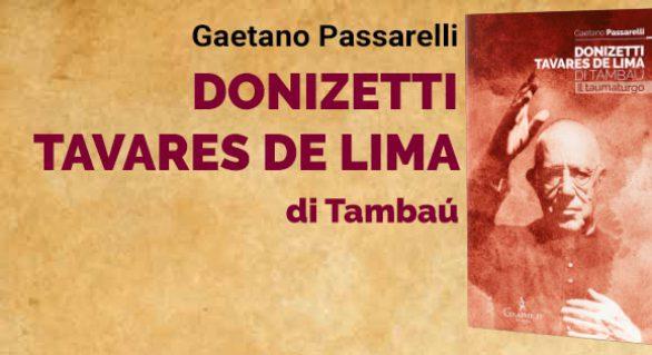 (Italiano) Libro Donizetti Tavares de Lima