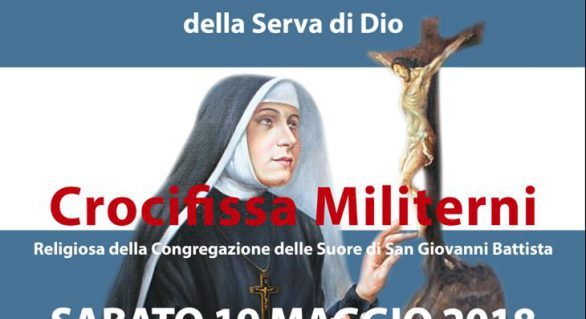 Chiusura dell'Inchiesta Diocesana Crocifissa Militerni